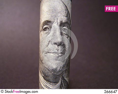 Free Ben Franklin Royalty Free Stock Photography - 266647