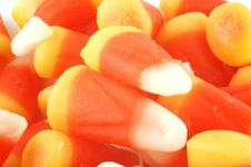 Free Candycorn Royalty Free Stock Image - 260606