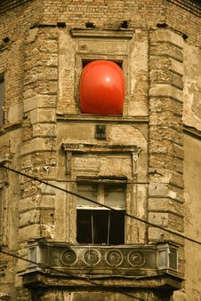 Free The Red Balloon Stock Photography - 262032