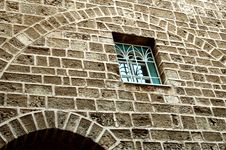 Free The Window In The Wall Royalty Free Stock Image - 262716