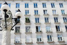 Free Balconies Royalty Free Stock Images - 263629