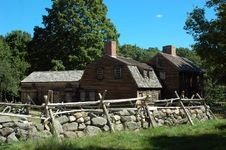 Free Hartwell Tavern Stock Photos - 263663