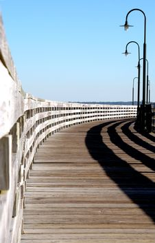 Free Old Pier Stock Images - 264474