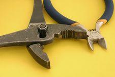 Free Pliers 2 Stock Image - 264861