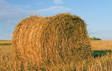 Free Hayrick, Haystack Stock Photography - 265522