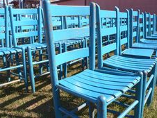 Free Chairs Royalty Free Stock Photos - 267678