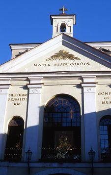 Free Vilnius Stock Photos - 268123