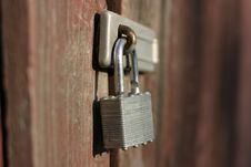 Free Lock Royalty Free Stock Photography - 268857