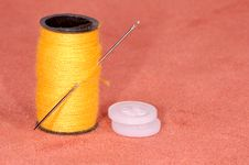 Free Sewing Items Royalty Free Stock Photos - 269238