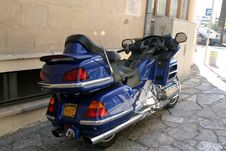 Free Motorbike Stock Image - 269761