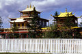 Free Buddhist Temple Royalty Free Stock Photography - 2609817