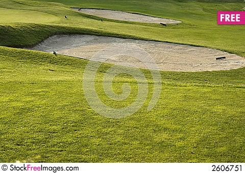Free Golf Club Stock Image - 2606751