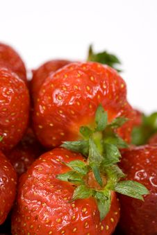 Free Strawberries Royalty Free Stock Photo - 2601225