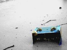 Free Washed Up Box Royalty Free Stock Images - 2601729