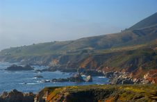 Free California Coast Royalty Free Stock Image - 2602126