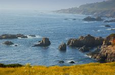 Free California Coast Royalty Free Stock Images - 2602129