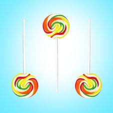 Free Lollipop Stock Image - 2602211