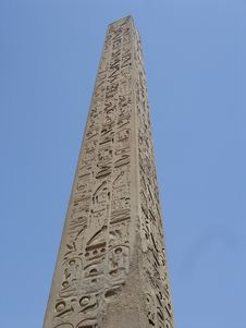 Free Karnak Temple At Luxor Stock Photo - 2603200