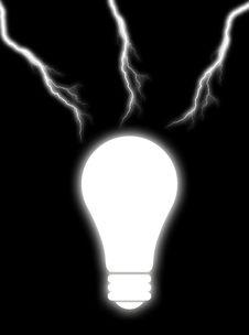Free Energy Royalty Free Stock Image - 2604386