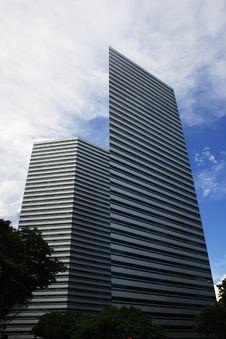 Free Modern Building Stock Photo - 2604520