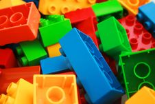 Free Colourful Bricks Stock Photos - 2605733