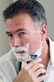 Free Shaving Royalty Free Stock Image - 2606326