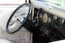 Free Vintage Dashboard Royalty Free Stock Photos - 2607198