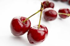 Free Cherry Royalty Free Stock Images - 2607769