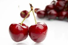 Free Cherry Royalty Free Stock Image - 2607806