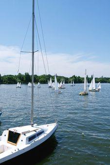 Free Lake Shore Stock Image - 2609411