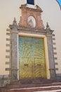 Free Catholic Church Gate Royalty Free Stock Image - 26005116