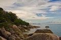 Free Coastal Rocks On Sea Stock Photos - 26008743