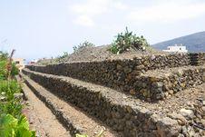 Free Guimar Pyramids 4 Stock Image - 26002451