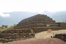 Free Guimar Pyramids Royalty Free Stock Photos - 26002458