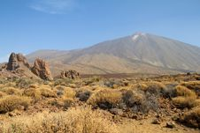 Free El Teide 4 Stock Images - 26002474