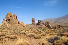 Free El Teide 3 Royalty Free Stock Image - 26002486