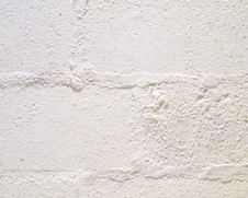 Free Hollow Brick Wall Royalty Free Stock Image - 26004546