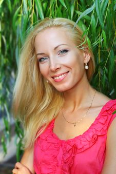 Free Blond Woman Royalty Free Stock Image - 26007656