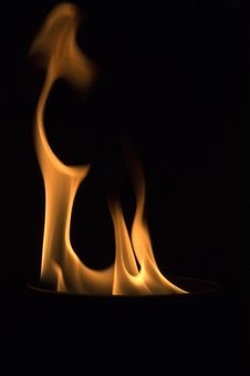 Free Flame Stock Image - 26010401