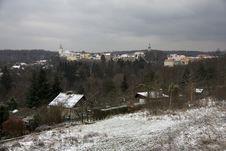 Free City in Winter Stock Photos - 26011233