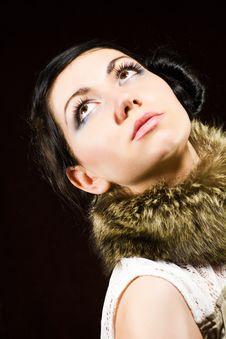 Free Retro Beauty Royalty Free Stock Photo - 26012605