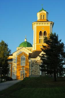 Free Kerimäki Church Stock Photo - 26017030