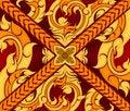 Free Thai Art Pattern Background Stock Photo - 26022980