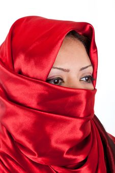 Free Muslim Woman Stock Photo - 26021250
