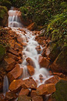 Free Waterfalls Royalty Free Stock Image - 26025976