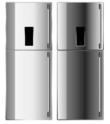 Free Vector Of The Refrigerator Stock Image - 26026851