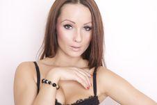 Free Beautiful Adult Sensuality Woman Royalty Free Stock Photo - 26032345