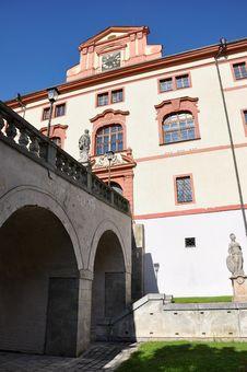 Free Castle Lnare Stock Images - 26034724
