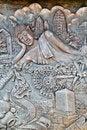 Free Stucco Sculpture Of Religion. Stock Photos - 26043683