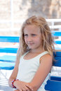 Free Portrait Of A Cute Blond Girl Royalty Free Stock Photos - 26045058